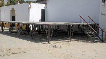 CERTIFICACIÓN DE ESCENARIOS, TARIMAS, PASARELAS Y ESTRUCTURAS DE PASO.